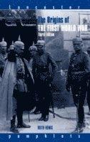 bokomslag The Origins of the First World War