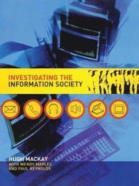 bokomslag Investigating Information Society
