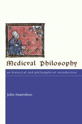 bokomslag Medieval Philosophy