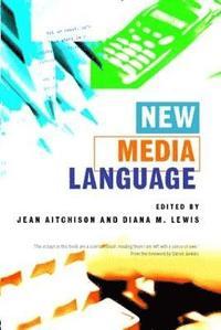 bokomslag New Media Language