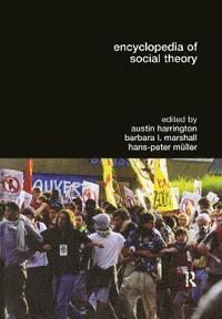bokomslag Encyclopedia of Social Theory