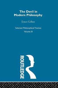 bokomslag The Devil in Modern Philosophy