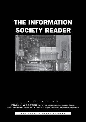 bokomslag The Information Society Reader
