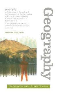 bokomslag Geography