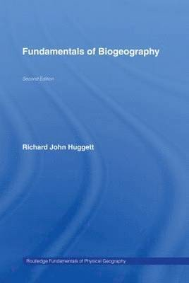 bokomslag Fundamentals of Biogeography