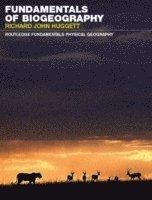 bokomslag Fundamentals of Biogeography