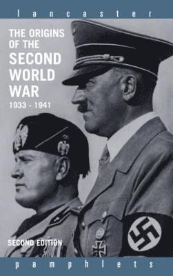 bokomslag The Origins of the Second World War 1933-1941