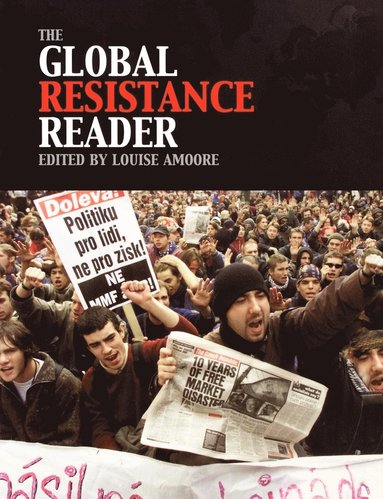 bokomslag The Global Resistance Reader