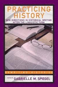 bokomslag Practicing History: New Directions in Historical Writing After the Linguistic Turn