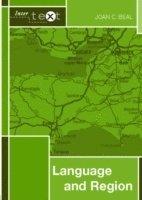 bokomslag Language and Region
