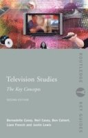 bokomslag Television Studies: The Key Concepts