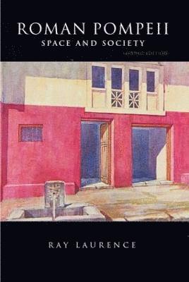bokomslag Roman Pompeii: Space and Society
