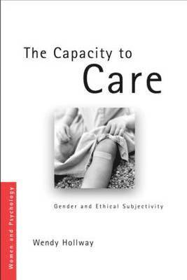 bokomslag The Capacity to Care