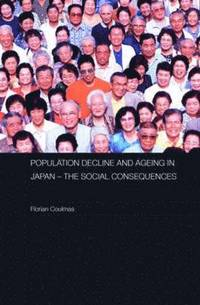 bokomslag Population Decline and Ageing in Japan - The Social Consequences