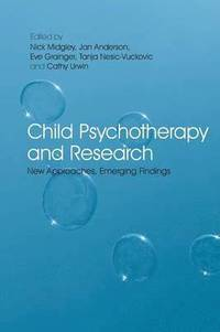 bokomslag Child Psychotherapy and Research