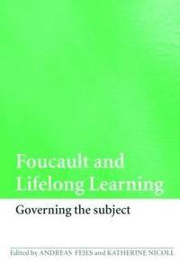 bokomslag Foucault and Lifelong Learning
