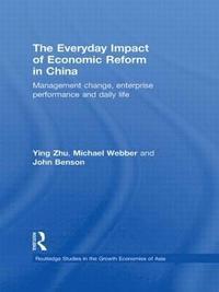 bokomslag The Everyday Impact of Economic Reform in China