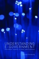 bokomslag Understanding E-Government: Information Systems in Public Administration