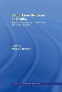 bokomslag South Asian Religions on Display