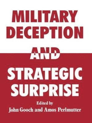 bokomslag Military Deception and Strategic Surprise!