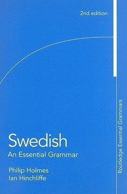 bokomslag Swedish - an essential grammar