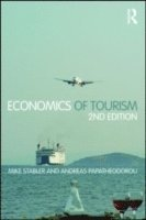 bokomslag The Economics of Tourism