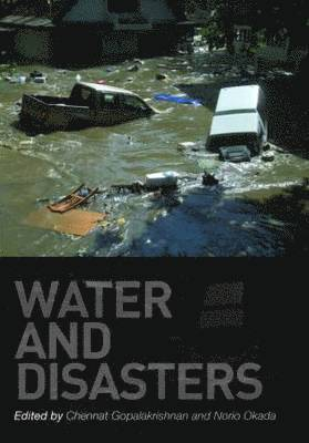 bokomslag Water and Disasters