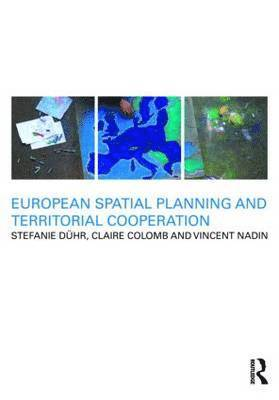 bokomslag European Spatial Planning and Territorial Cooperation