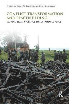 bokomslag Conflict Transformation and Peacebuilding