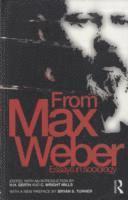 bokomslag From Max Weber