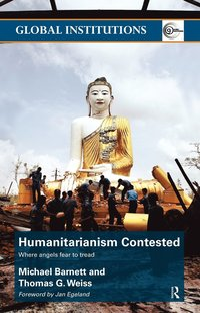 bokomslag Humanitarianism Contested