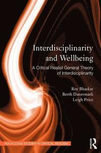 bokomslag Interdisciplinarity and Wellbeing