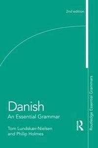 bokomslag Danish: An Essential Grammar