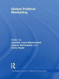 bokomslag Global political marketing