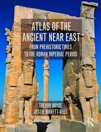 bokomslag Atlas of the Ancient Near East