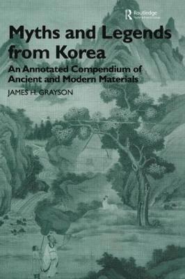 bokomslag Myths and Legends from Korea
