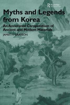Myths and Legends from Korea 1