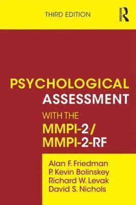 bokomslag Psychological Assessment with the MMPI-2 / MMPI-2-RF