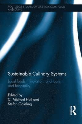 bokomslag Sustainable Culinary Systems