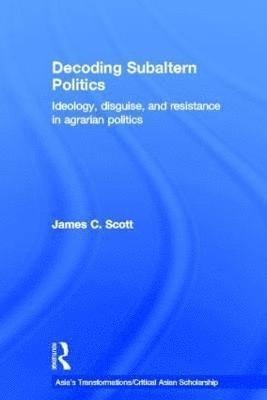Decoding Subaltern Politics 1