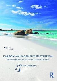 bokomslag Carbon Management in Tourism