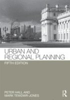 bokomslag Urban and Regional Planning
