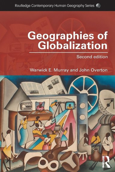 bokomslag Geographies of Globalization