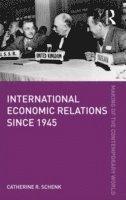 bokomslag International Economic Relations since 1945
