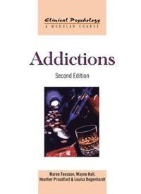 bokomslag Addictions