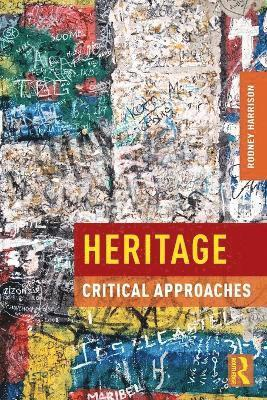 bokomslag Heritage: Critical Approaches