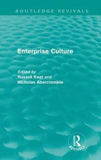 bokomslag Enterprise Culture