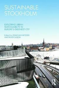 bokomslag Sustainable Stockholm
