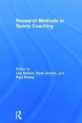 bokomslag Research Methods in Sports Coaching