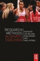 bokomslag Research Methods in Sports Coaching